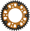 Stealth Rear Sprocket 41T Gold 520 Conv - Aprilia