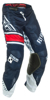 Kinetic Mesh Era Pants Navy/White/Red Sz 26