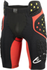 Sequence Pro Compression Shorts Black/Red Large