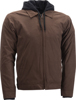 Gearhead Riding Jacket Brown 4X-Large