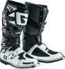 SG-12 Boots Black/White US 14