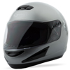 GM-38 Full-Face Helmet Dark Silver Metallic 2X-Small