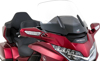 Windshield Wraparound Clear - For 2018 Honda GL1800 GoldWing