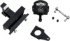 V1 ATV Black Steering Stabilizer Kit - For All Years Honda TRX450R