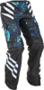 Kinetic Women's Over Boot Pants Blue/Black US 00/02