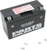 AGM Maintenance Free Battery 120CCA 12V 6.5Ah Factory Activated - Replaces YT7B-BS