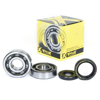 Crankshaft Bearing & Seal Kit - For 01-04 Yamaha YZ125