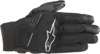 Women's Stella Faster Street Riding Gloves Black X-Large