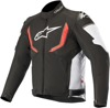 T-GPR V2 Street Riding Jacket Black/Red/White US X-Large