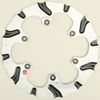 Batfly Rear Rotor - For 08-17 Husqvarna KTM
