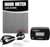 Engine Hour Meter w/ Tachometer