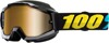 Accuri Virgo Snow Goggles - Gold Mirrored Lens