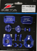 Blue Billet Kit - 14-16 FC250-450, FE250-501, TE250/300 w/25mm Axle