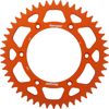 Aluminum Rear Sprocket 48T Orange - For 93-17 KTM