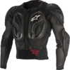 Bionic Action Jacket Black/Red Youth Size S/M