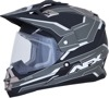 FX-39DS Series 2 Helmet Matte Black/Gray/Multi/White Medium
