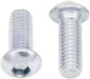 10 Pack Button Head Allen Bolts 6X1.0X16mm