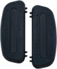 Heavy Industry Driver Floorboards Black - For 80-19 HD