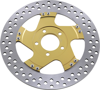 Front Right Brake Rotor 300mm Gold Ops