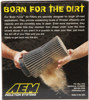 "DryFlow Air Filter - 2.75"" X 5"" Universal"