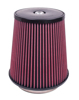 "Universal Air Filter - Cone 5-1/2"" FLG 9""B X 6-3/4""T, 9""H - Synthaflow"