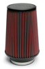 "Universal Air Filter - Cone 3-1/2"" FLG 6""B x 4-5/8""T x 8""H - Synthamax"