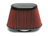 "Universal Air Filter - Cone 3-1/2"" FLG 8-1/2x5-1/4""B x 6x3-3/4""T 5-1/4""H - Synthaflow"