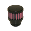 "Engine Breather Filter - PCV 2""OD Push In,1-1/4""OD"