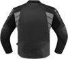 Hypersport2 Leather Jacket - Black Men's Size 50