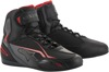 Faster-3 Street Riding Shoes Black/Gray/Red US 9