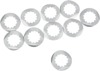 Counter-Shaft/Front Sprocket Lock Washer - 10 Pack - Replaces Yamaha 90215-21003-00