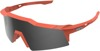 Speedcraft XS Sunglasses Coral Red w/ Gray Lens