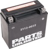 AGM Maintenance Free Battery 310CCA 12V 18Ah - Replaces YTX20HL-BS