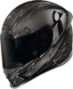 Airframe Pro Full Face Helmet - Warbird Black Small