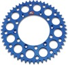 52T Sprocket Blue