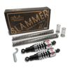 Chrome Slammer Kit - Complete Fork and Shock Lowering In 1 Hour or Less