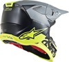 Supertech S-M8 Radium Helmet Yellow/Black Small