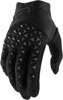 Airmatic Motocross Gloves - Black & Gray Short Cuff Men's 2X-Large