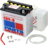 Heavy-Duty Battery 12V 9Ah - Replaces YB9-B