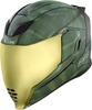 Airflite Full Face Helmet - Battlescar 2 Green 2X-Large
