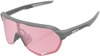 S2 Sunglasses Stone Gray w/ Coral Pink Lens