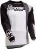 Sahara Athletic Fit Jersey - Black & White 3X-Large
