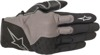 Crossland Motorcycle Gloves Black Small