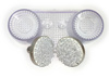 Clear Taillight Lens with LED Bulbs - For 96-99 Bandit 600 & 97-00 Bandit 1200
