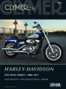 2006-2011 Harley Davidson Dyna Series Clymer Motorcycle Service & Repair Manual