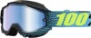 Accuri R-Core Snow Goggles - Blue Dual Mirrored Lens