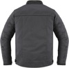 Icon 1000 Textile Jacket - Black, Gray Men's Medium