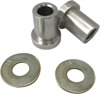 Solid Riser Bushings - Fits most 99-20 Harley FLH/FLT & 18-20 Softail