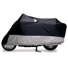 Dowco Guardian Weatherall Plus Black Cruiser Motorcycle Cover - Large