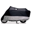 Dowco Guardian Weatherall Plus Black Heavy Duty Motorcycle Cover - Extra Large
